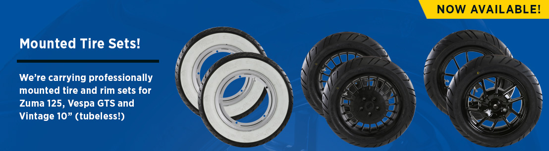 Mounted Tire Sets