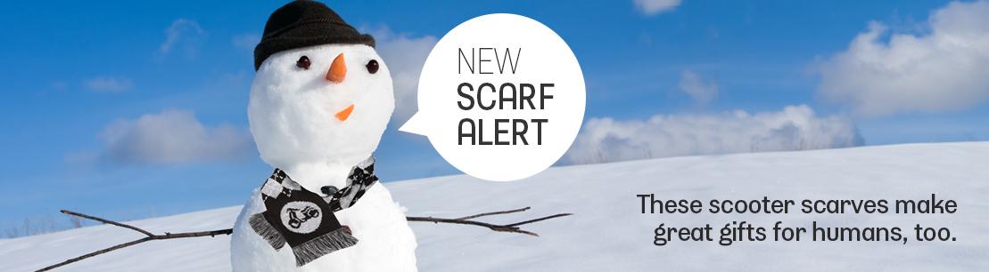 Scarves Scooterworks Usa