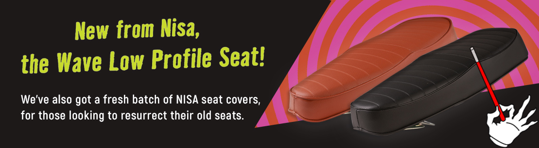 Nisa Seats and Seat Covers