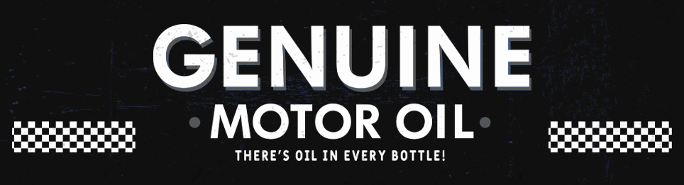 Genuine Motor Oil