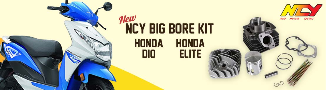 NCY Honda Big Bore Kits
