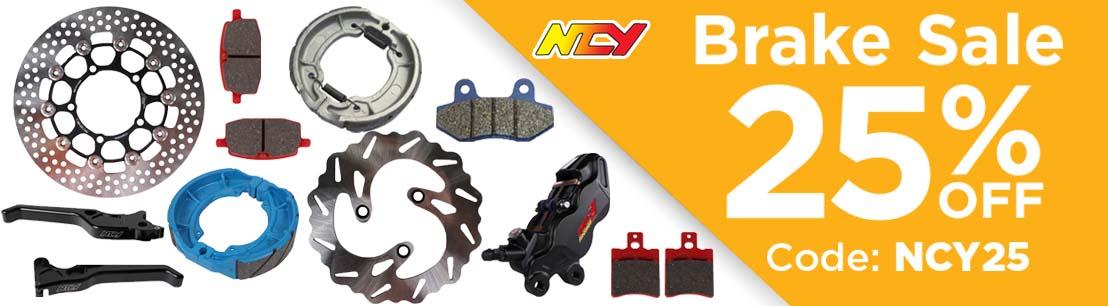 NCY Brakes Sale