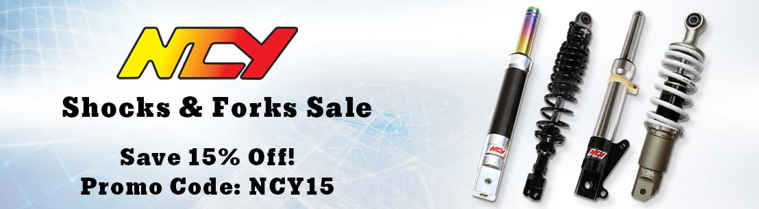 NCY Shock and Forks Sale
