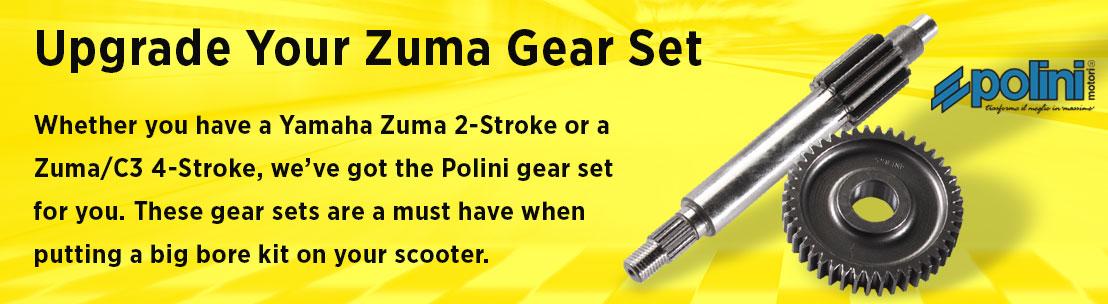 Polini Gear Sets