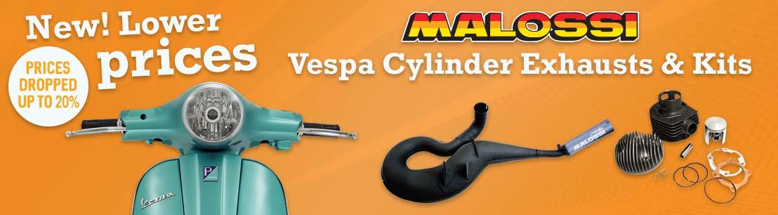 Malossi Vespa Parts