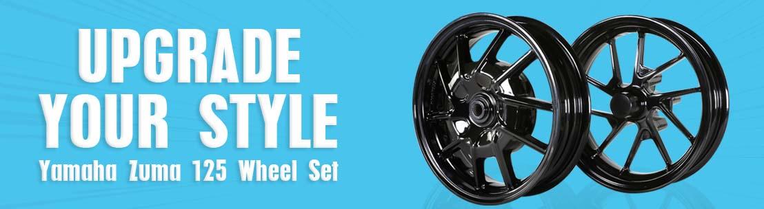 NCY Wheel Set